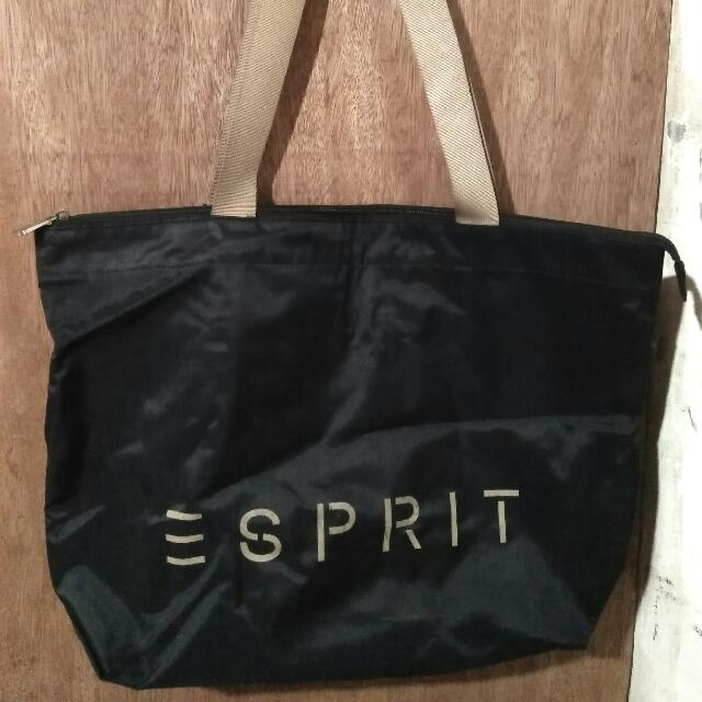 Authentic Esprit Tote Bag
