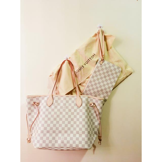 💗Quick Sale!! Premium Quality😵LV Neverfull