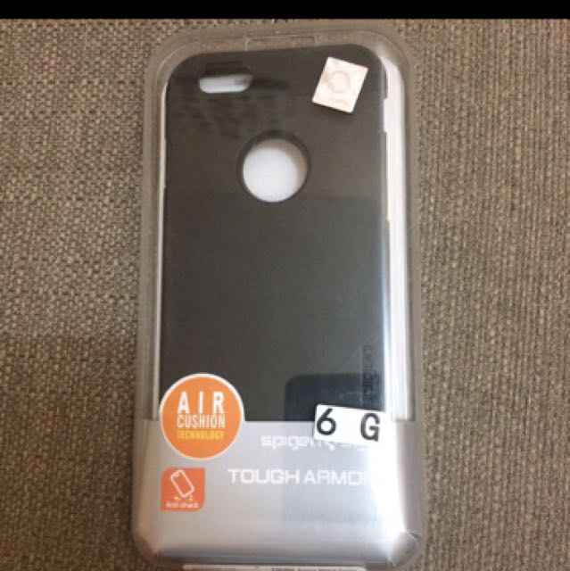 Authentic Spigen iPhone 6s case