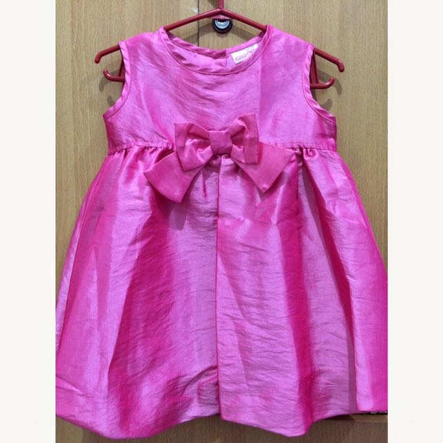 Baby Dress - Pink