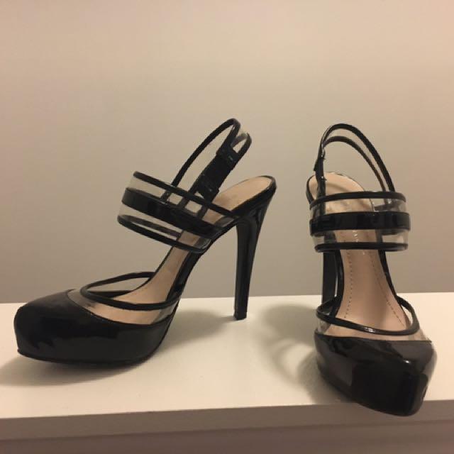 BCBG Heels 5.5