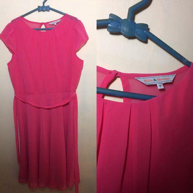 Billie & Blossom Dress (Dorothy Perkins