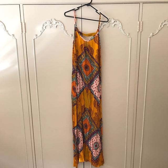 BNWOT Boho Maxi Dress