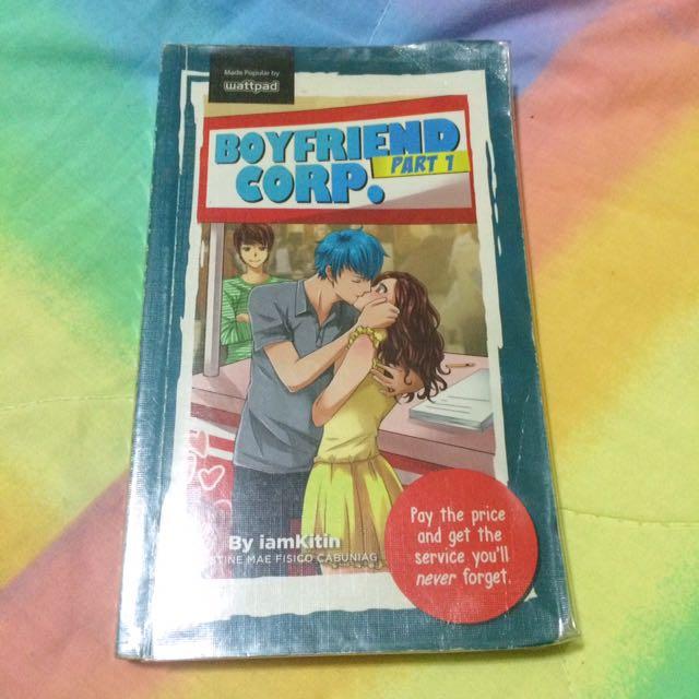 Boyfriend Corp. (Part 1) by IamKitin