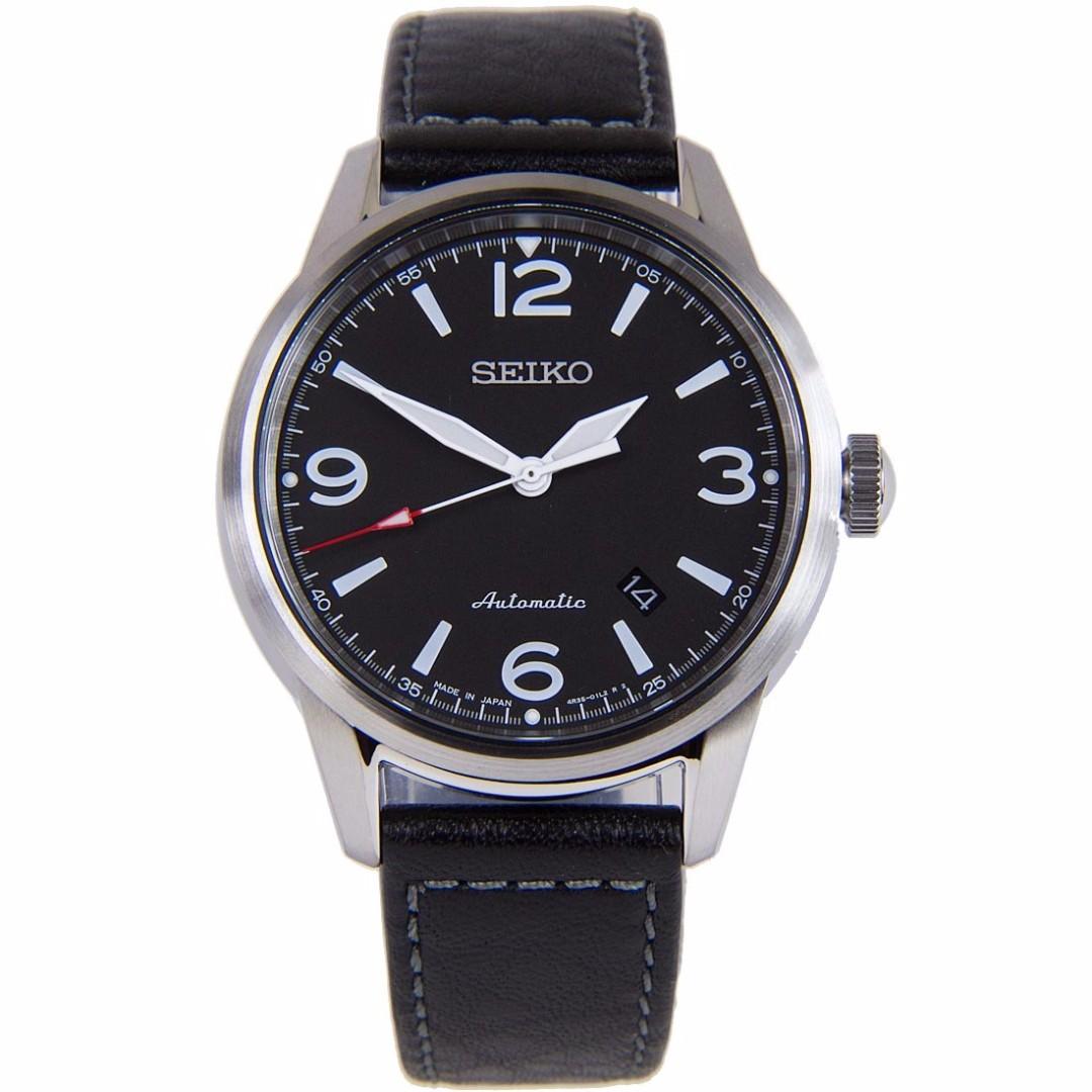 61fd98a92 Brand New Seiko Presage Automatic 100m Analog 100% Original Date Black Dial  Mens Sports Watch SRPB07J1 SRPB07J SRPB07 w/ Warranty on Carousell