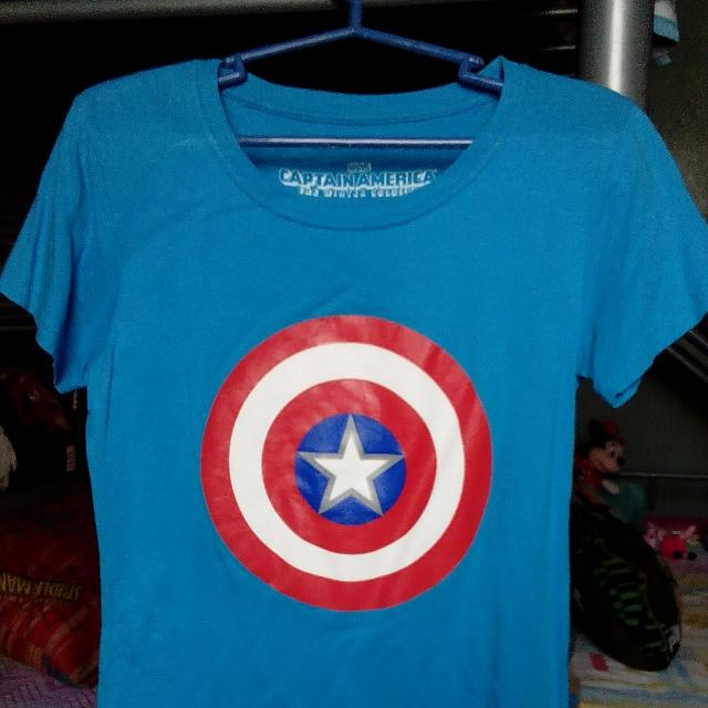 Captain America Winter Soldier shirt