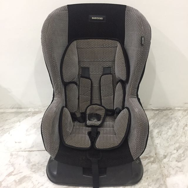 Car Seat Baby Does