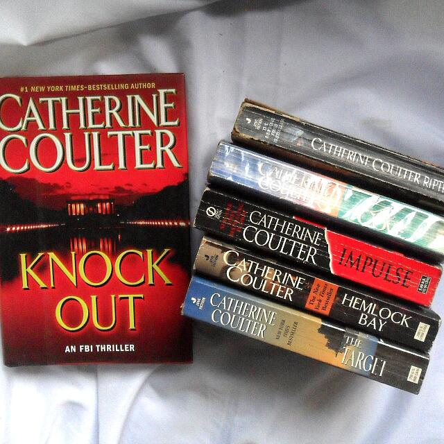Catherine Coulter Series Of Books