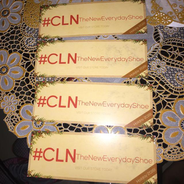 CLN Coupons