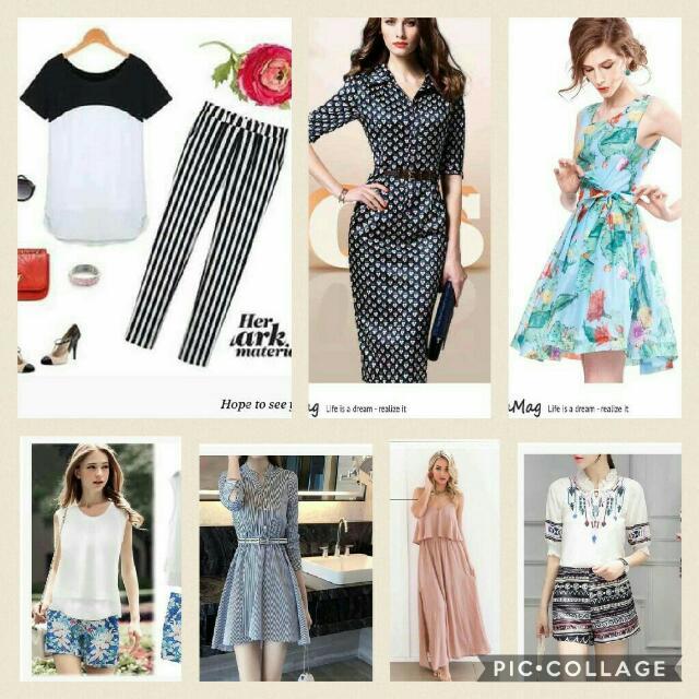 Dress And More, ETA April 26