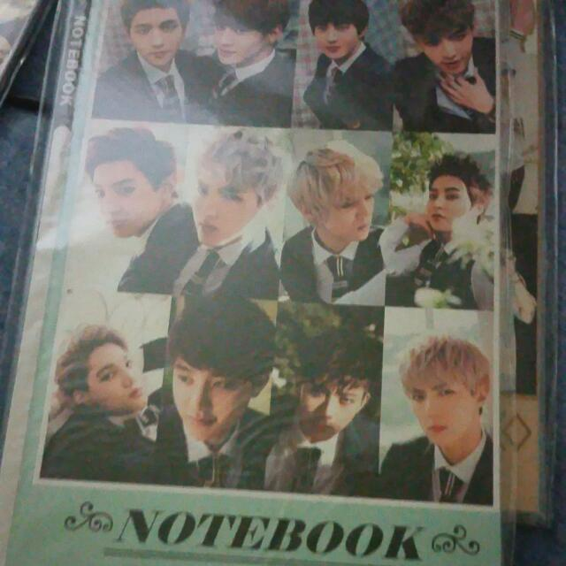 Exo Notebooks