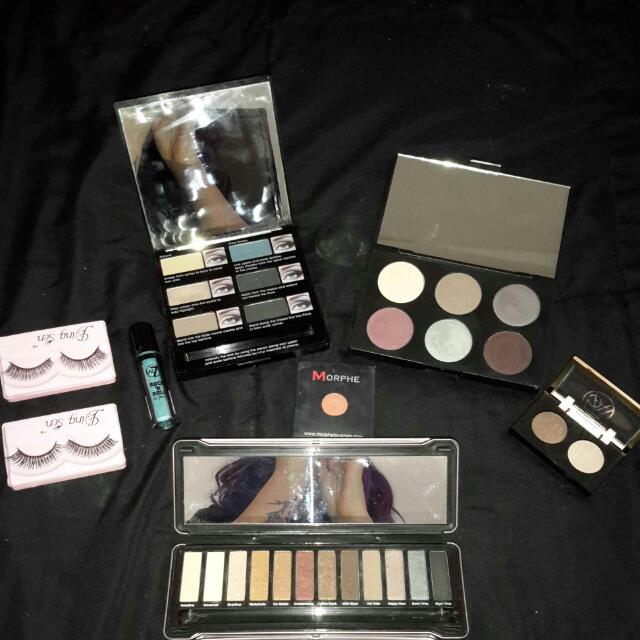 Eyeshadow and Lash Bundle