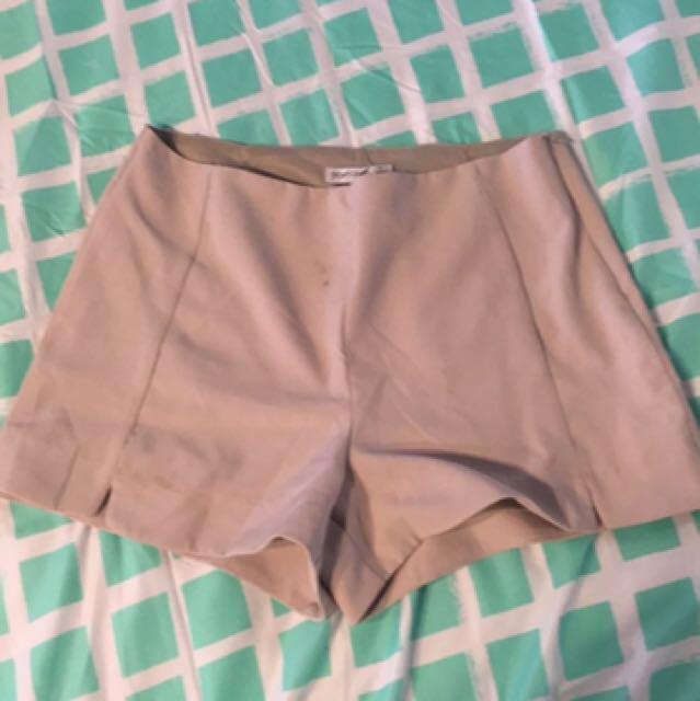 Fabric Shorts 👯