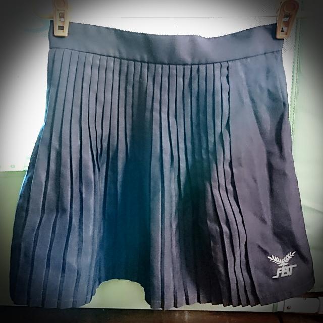 FBT Navy Blue Netball Skirt, Women's Fashion, Clothes, Pants