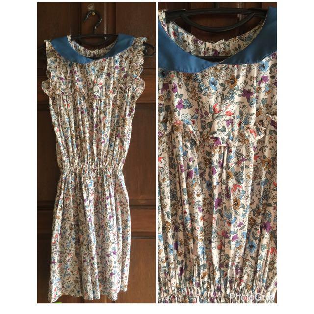 Floral Dress 💐🌷🌹🌸🌺