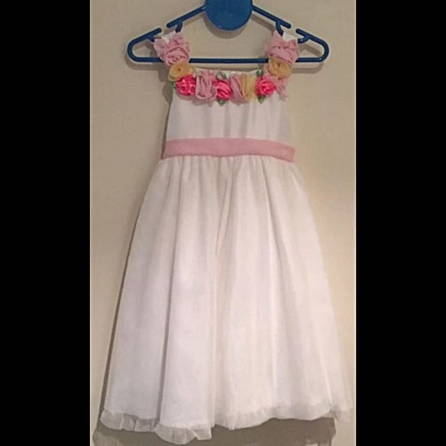 Flower Girl|Party Dress