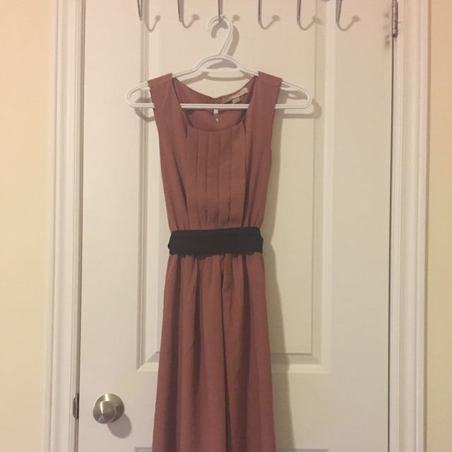 Forever 21 Taupe Dress