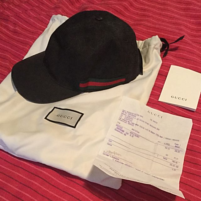 Genuine Gucci Cap