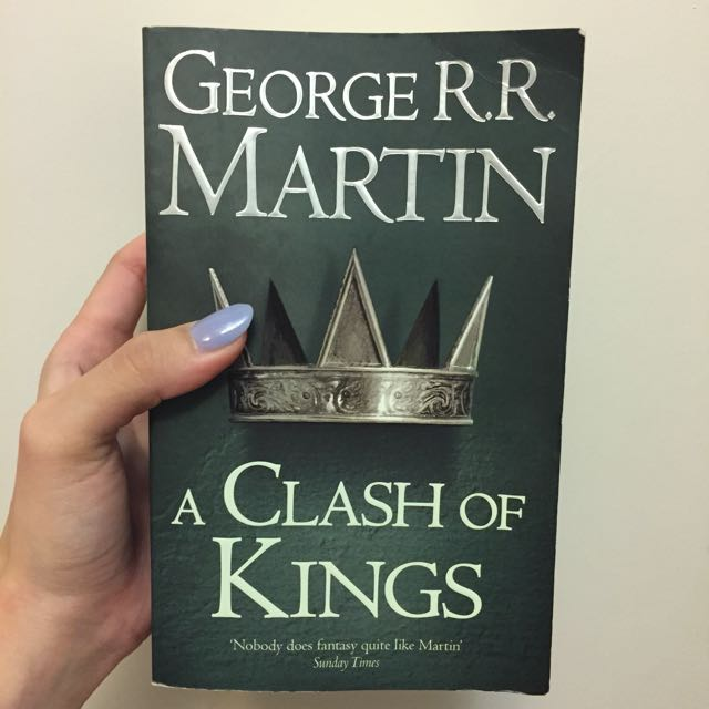 George Martin 'A Clash Of Kings'