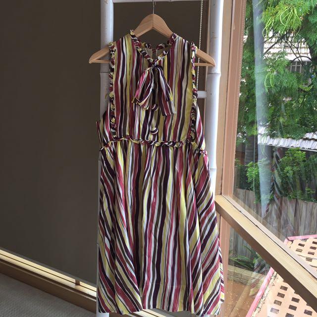 Gorgeous Samantha Treacy Designer Dress USA10 Au12