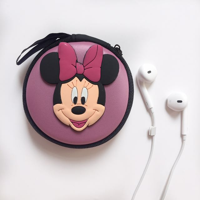 Headset & Charger Keeper -