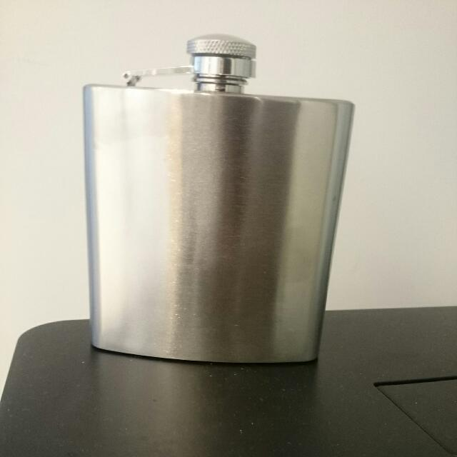 Hip Flask (stainless Steel)