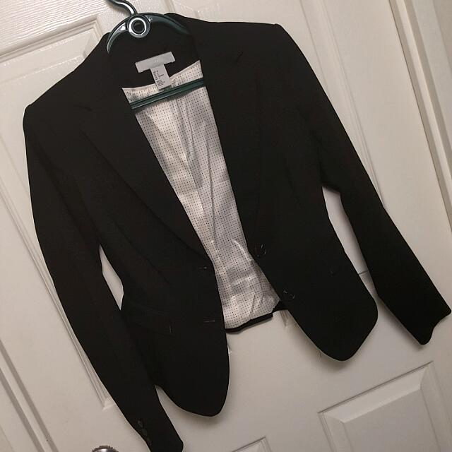 H&M Interview Jacket