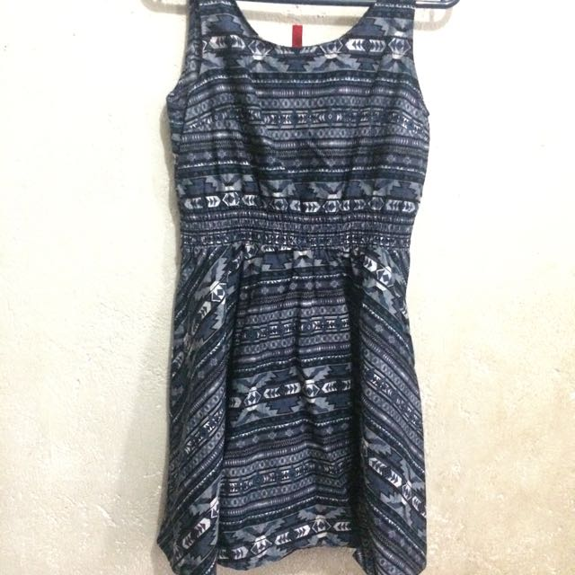 H&M Tribal Dress
