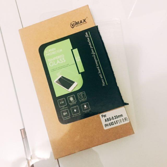 Iphone6plus 螢幕玻璃保護貼