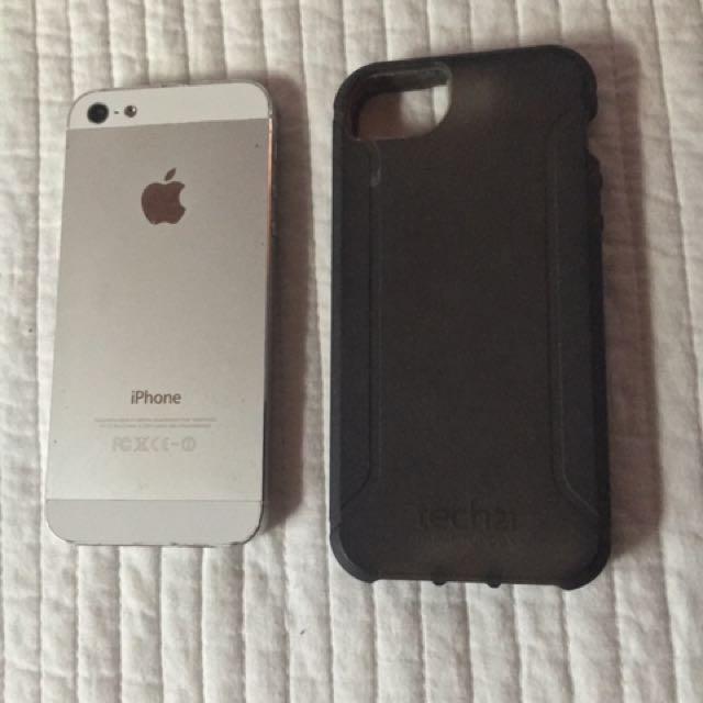 iPhone 5c (White) - 32gb