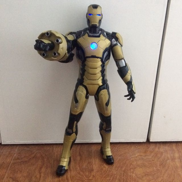 Ironman Collectors Item