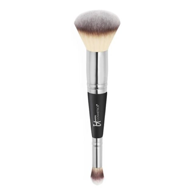 It Cosmetics Heavenly Luxe Complexion Perfection #7 Brush- Double Ended