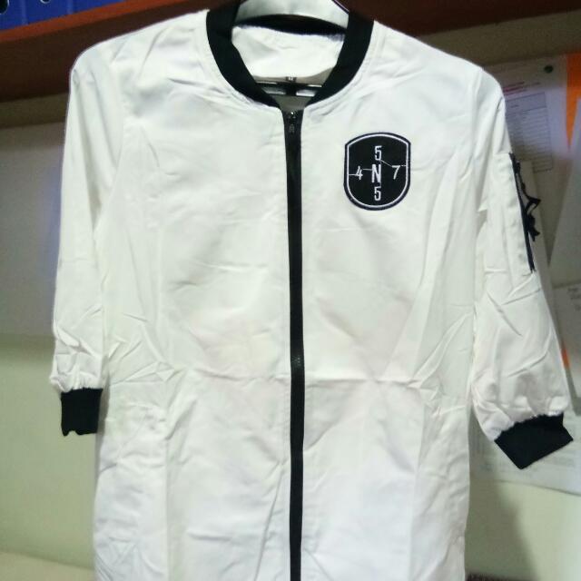 Jaket Panjang Korea (semi Coat)