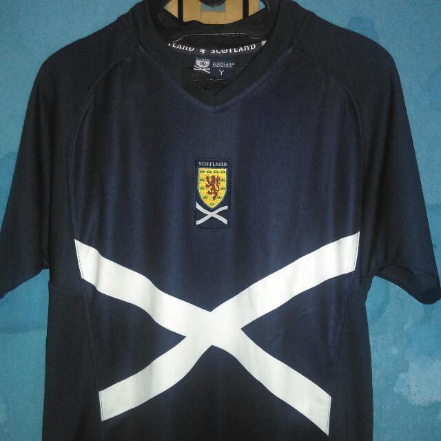 Jersey Scotlandia
