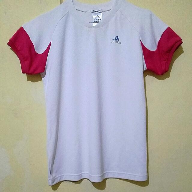 Kaos Adidas Cewek Ori