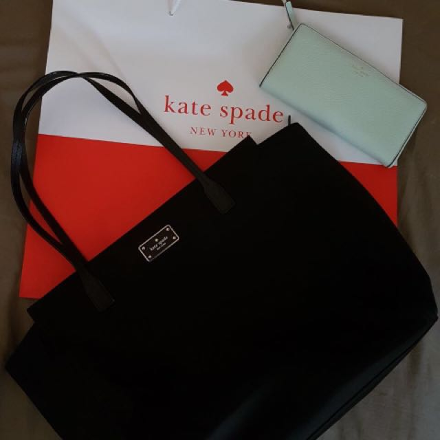 Katespade Bag And Wallet