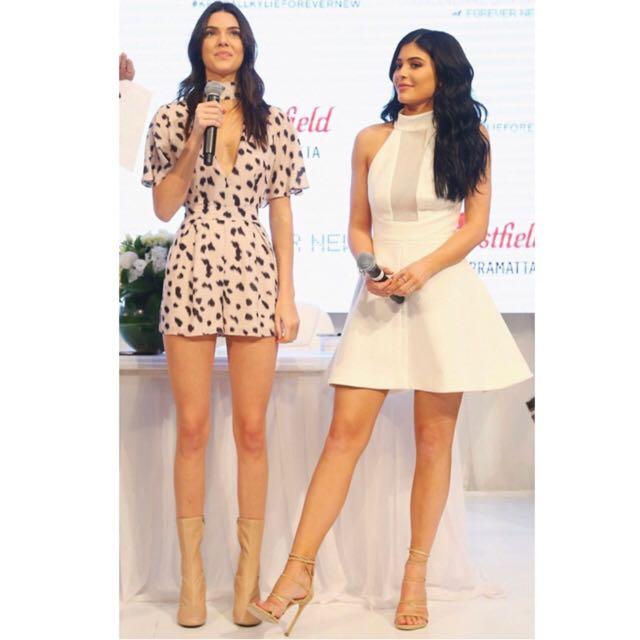 Kendall + Kylie Skater Dress