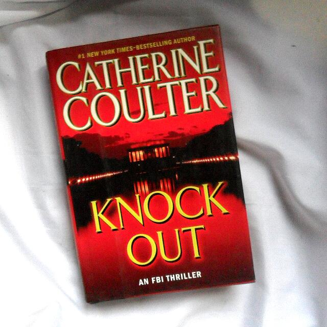 Knock Out By Catherine Coulter