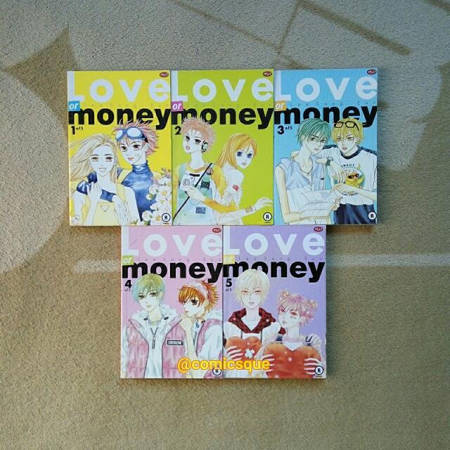 Komik Love Or Money 1-5 Tamat