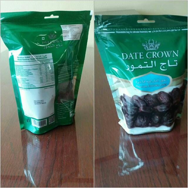 Kurma Date Crown Premium Emirate 500 Gram   Kurma UAE 500 Gram