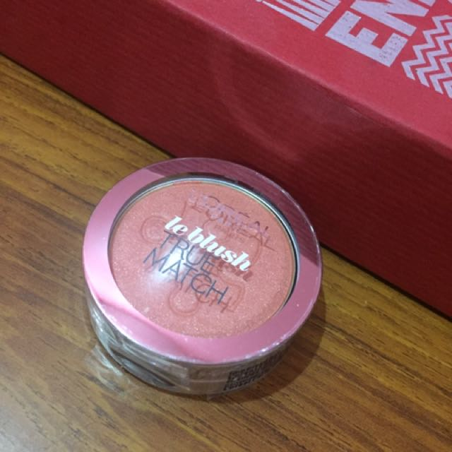 Loreal Blush Grapefruit