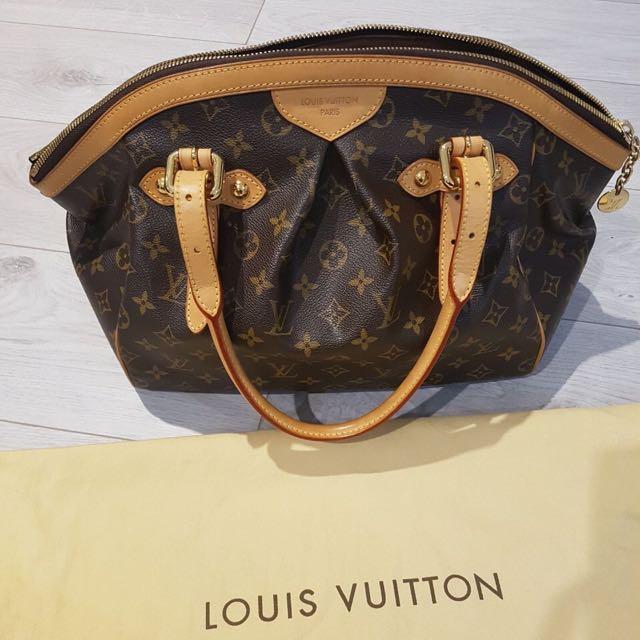 Louis Vuitton Monogram Tivoli GM Bag