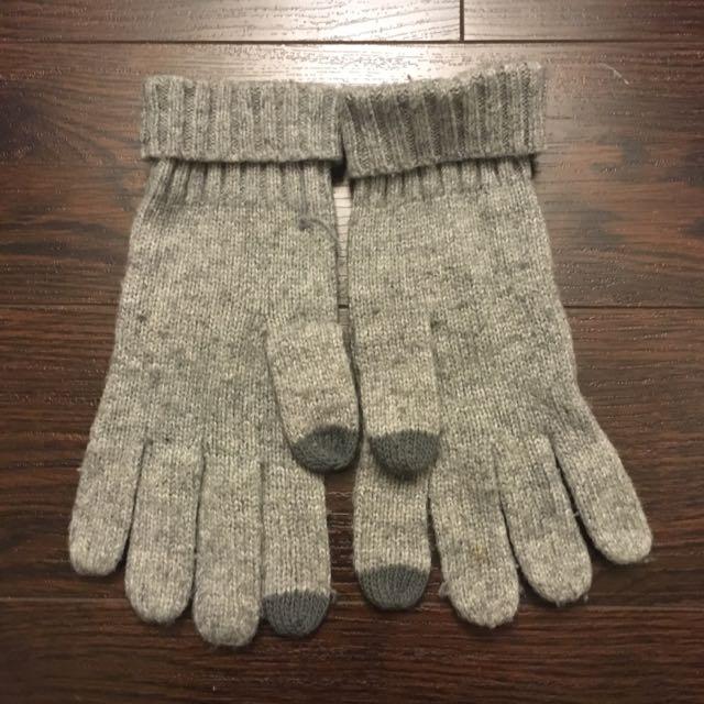 """Love"" Touchscreen Gloves"