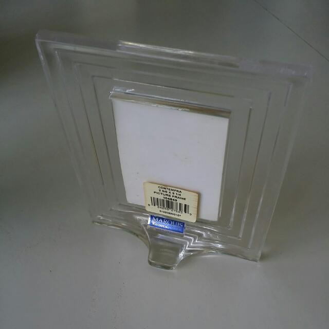 Marquis Waterford Crystal Picture Frame