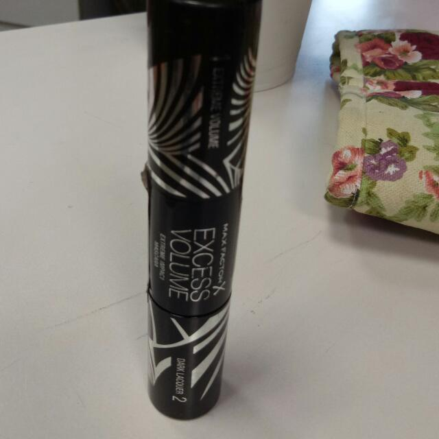 Mascara Max Factor Excess Volume #extreme Impact