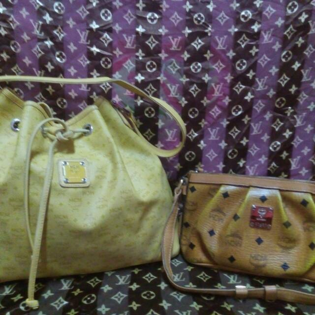 Mcm Sling And Pouch