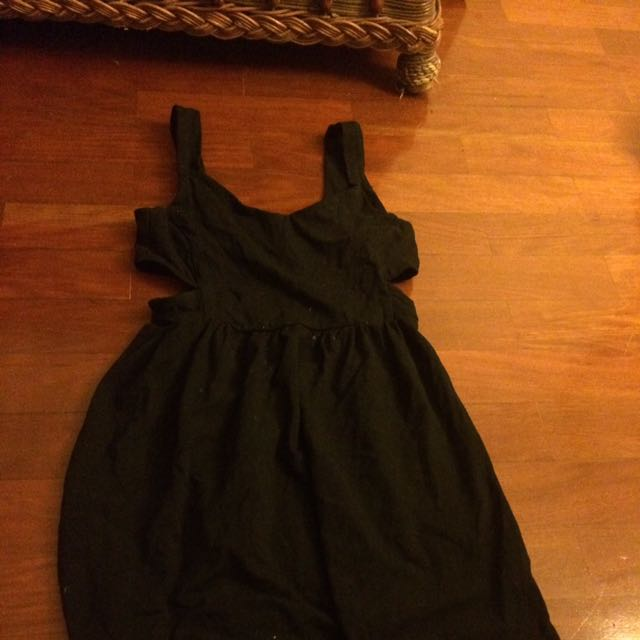 Miss Shop Cut Out Dress Size 8