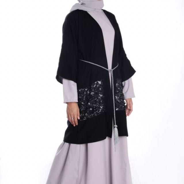 Modern Abaya By Winda Affandi