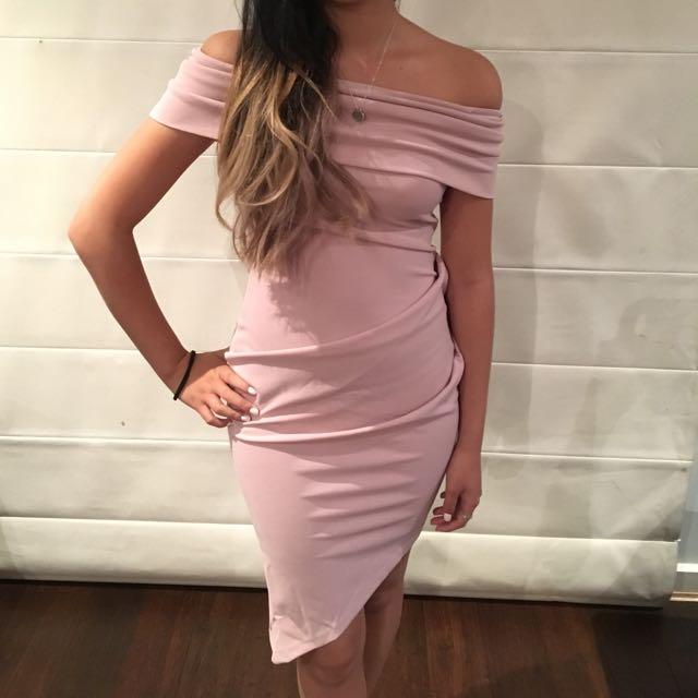 Morning Mist Dress Size 6