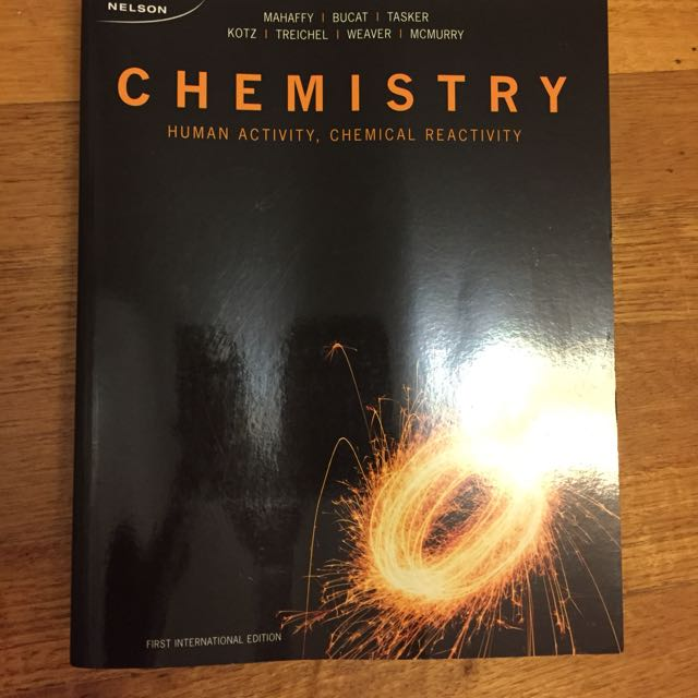 🆕 Nelson Chemistry textbook